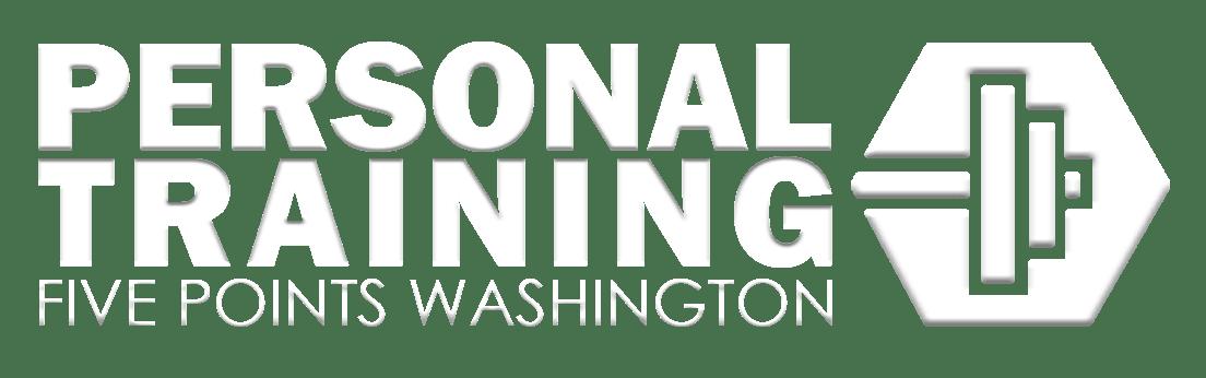 WhitePersonalTrainingLogo